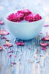 Fototapeta na ścianę  - Kwiaty w Wazie - 115x175 cm