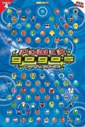 Gogo's Crazy Bones (Power) - plakat