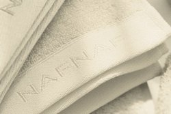Ręcznik - Ecrue - NAF NAF - 50x100 cm