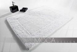 Dywanik łazienkowy - Biały - 50x80cm