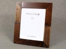 Ramka na zdjęcia - Brązowa - 20x25cm
