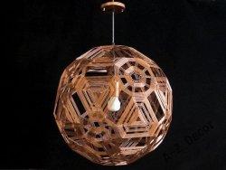 Lampa sufitowa - Zattelite - 50x50cm