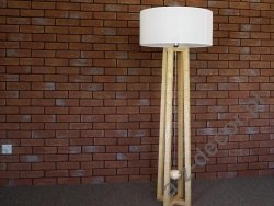 Lampa podłogowa - Wahadło - 55x147cm