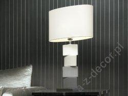 Lampa stołowa - CHANELA - 40x17x61cm