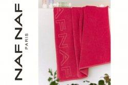 Ręcznik plażowy NAF NAF 90x180cm - Róż