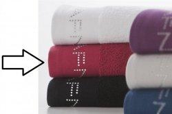 Ręcznik - Czerwony - 100% Bawełna - NAF NAF 70x140 cm