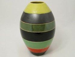 Wazon ceramiczny - Kolorki - 20x29cm