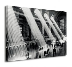 Obraz na płótnie - Grand Central Station - 80x60 cm