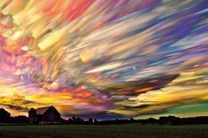 Sunset Spectrum - plakat