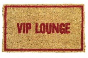 Wycieraczka wejściowa - VIP Lounge