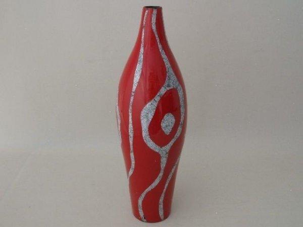 Wazon ceramiczny 17x55cm