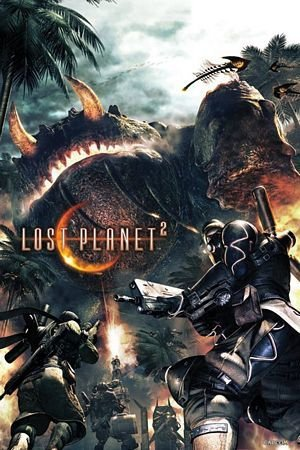 The Lost Planet 2 - plakat