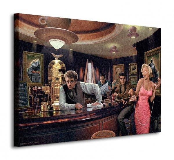 Obraz na płótnie - Java Dreams - 80x60cm