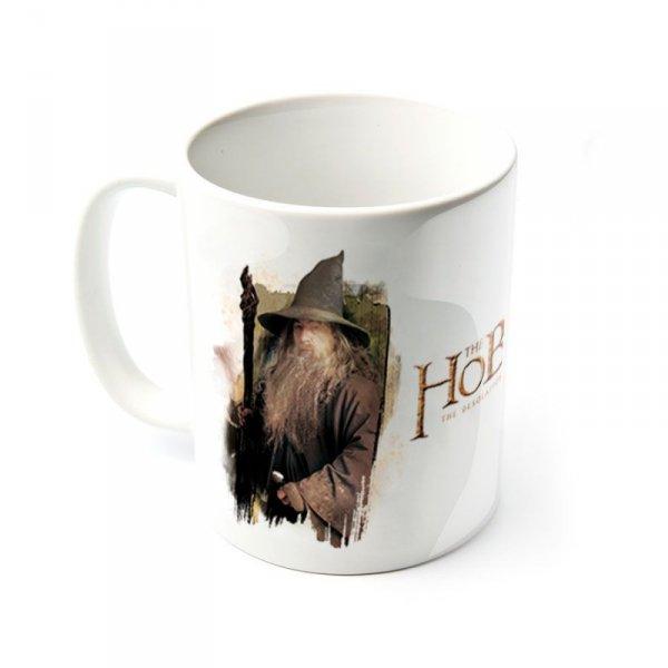 Hobbit Pustkowie Smauga Gandalf - kubek