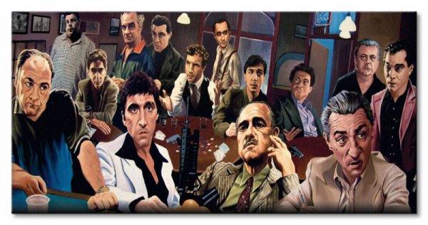 Obraz do salonu - The Bad Guys