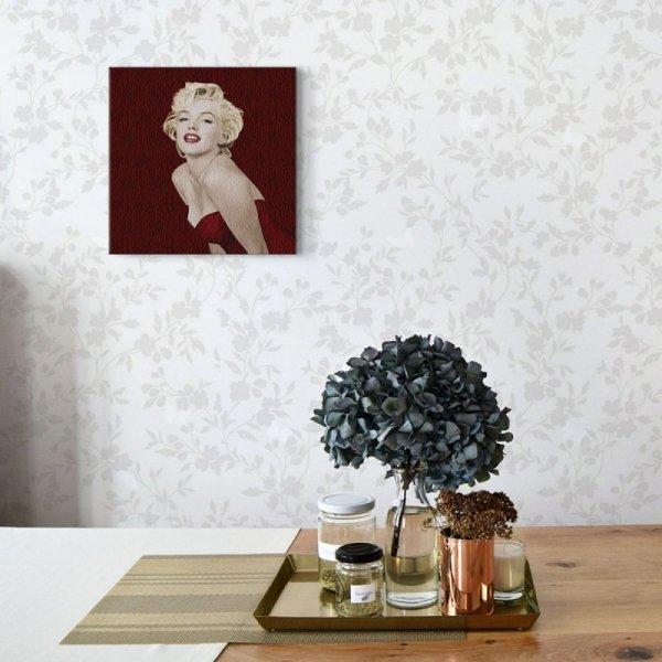 Marilyn Monroe (Star) - Obraz na płótnie