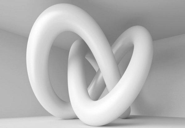Fototapeta ścienna - Koncepcja abstrakcji 3d - 366x254cm