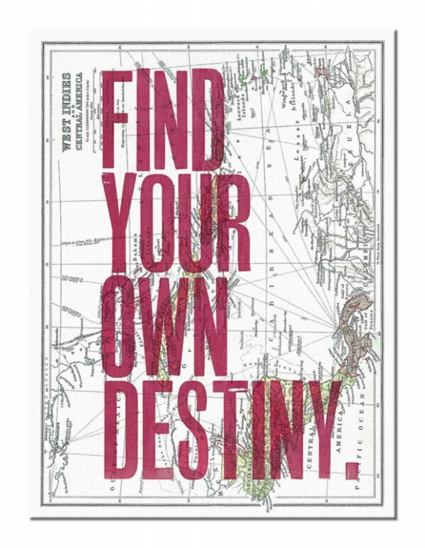 Destiny - Obraz na płótnie