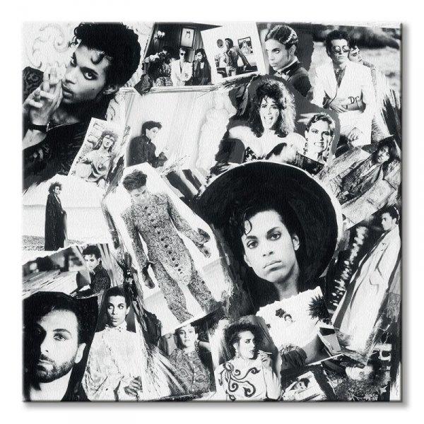 Prince Collage - obraz na płótnie