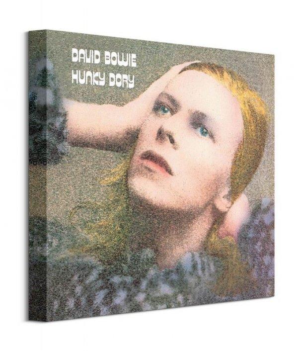 David Bowie Hunky Dory - obraz na płótnie