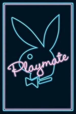 Playmate (Neon) - plakat