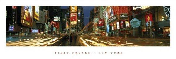 New York (Times Square) - plakat