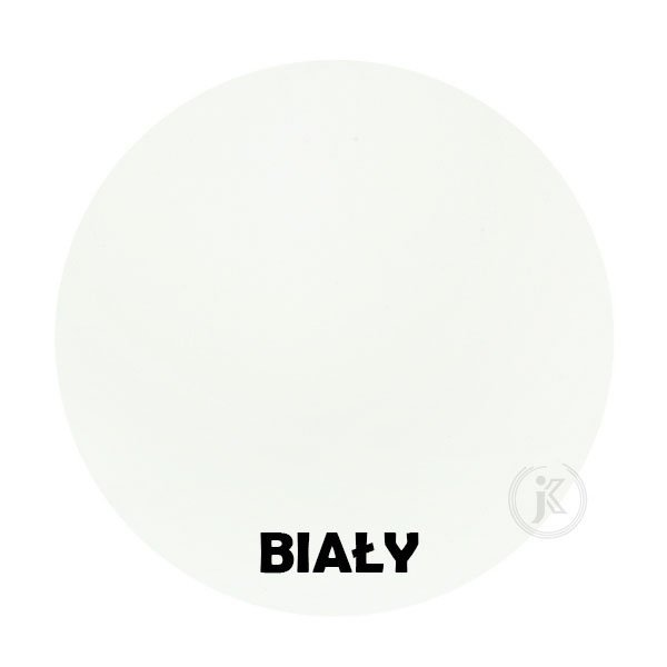 Biały - kolor metalu - Kwietniki metalowe Sklpe online