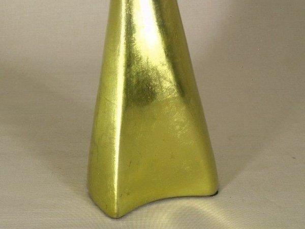 Wazon ceramiczny - Limonka - 15x14x39cm