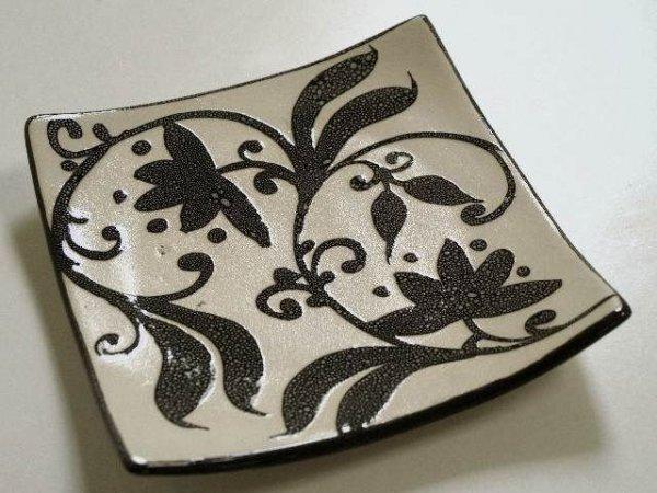 Patera na owoce - Ceramika - 14x2cm