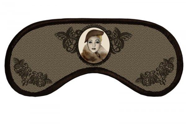 Opaska na Oczy - Daydream-  Wzór Coco