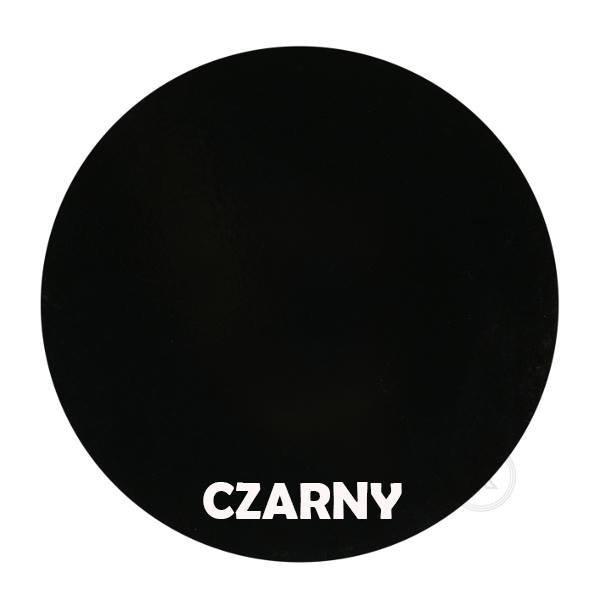 Kwietnik rozporowy 15D - Kolor czarny - DecoArt24.pl
