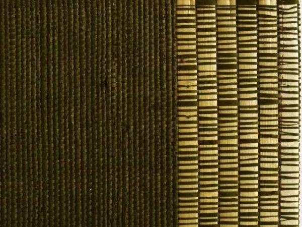 Podkładki na stół - Czekoladowe - Z rafii - 33x48cm (4szt.)
