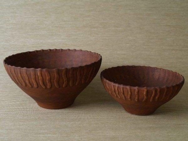 Miski - Ceramiczne - 24x12cm - 2szt.