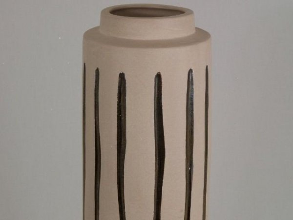 Wazon ceramiczny 11x57cm