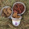 KOŃSKA CUKIERENKA Smakołyki/Cukierki naturalne dla koni TYMIANKOWE 2L 24H