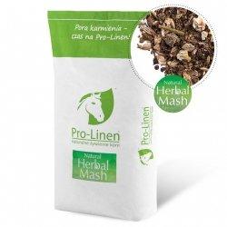 Pro-Linen Natural Herbal Mash 15 kg - mesz dla koni 24H