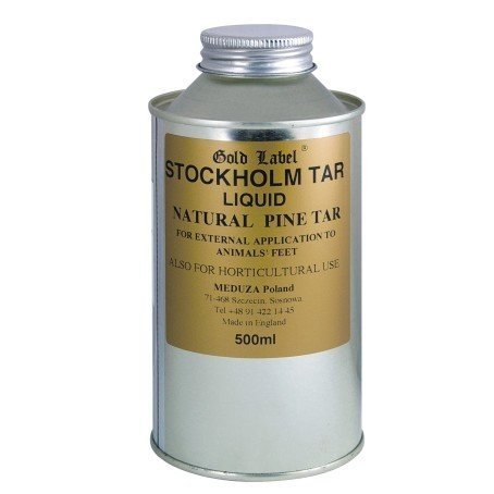 GOLD LABEL STOCKHOLM TAR LIQUID Dziegieć