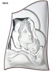 Obrazek Ikona Maryja z Jezusem R2 GRAWER Roczek Chrzest