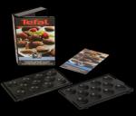 Zestaw do przygotowywania miniaturowych ciasteczek XA801212 Tefal Snack Collection