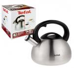 Czajnik Tefal C79210 24 nieelektryczny 2,5L | stal nierdzewna | matowy