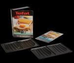 Zestaw do przygotowywania kanapek tostowych XA800112 Tefal Snack Collection