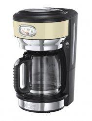 Ekspres przelewowy do kawy Russell Hobbs Retro Vintage Cream 21702-56 #wysyłka G R AT I S#