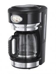 Ekspres przelewowy do kawy Russell Hobbs Retro Classic Noir 21701-56 #wysyłka G R AT I S#