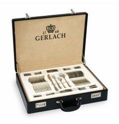 Zestaw sztućce Gerlach NK 58C Valor 104 sztuki Połysk Walizka #dla 12 osób #wysyłka G R A T I S#