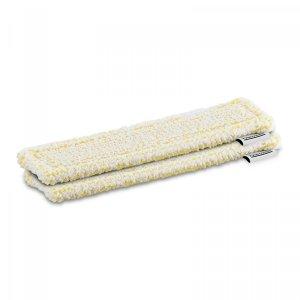 Kärcher zamienny pad z mikrofibry do mycia szyb i okien wewnątrz 2szt