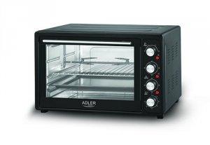 Piekarnik elektryczny Adler AD 6010 | 45L | 2000W