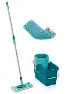 Mop obrotowy Leifheit Clean Twist M 33 cm + Nakładka Static Plus | 52014/55330