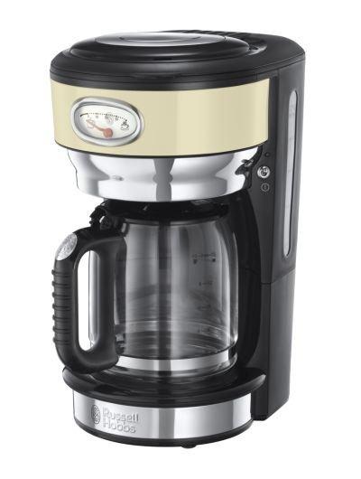 Ekspres przelewowy do kawy Russell Hobbs Vintage Cream 21702-56