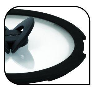 OUTLET: Pokrywa szklana Tefal L99310 Ingenio 20 cm