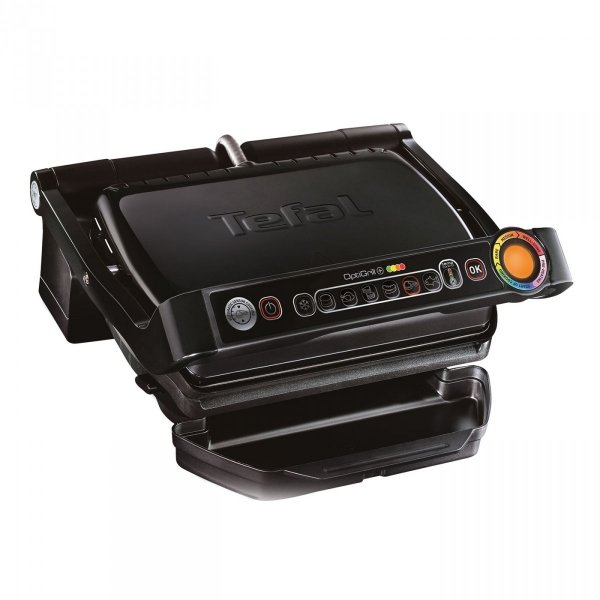 Grill elektryczny Tefal GC714838 OptiGrill+ czarny